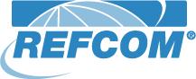 Refcom Logo Blue